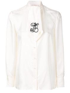 блузка с бантом Jessica Tory Burch