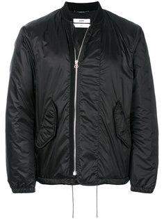 куртка-бомбер на молнии Oamc