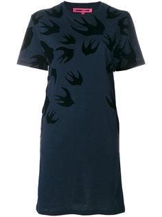 платье-футболка McQ Alexander McQueen