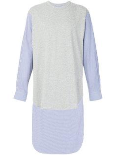 футболка с полосками на рукавах Comme Des Garçons Shirt