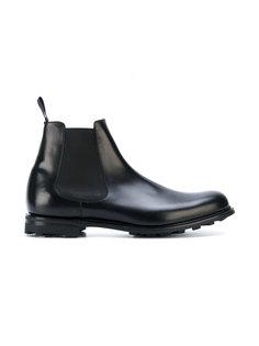 классические ботинки-челси Churchs