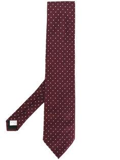 галстук в горошек Lardini