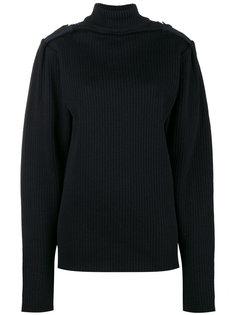 вязаный свитер с присборенными плечами Y / Project