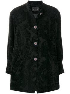 жаккардовое пальто Etro