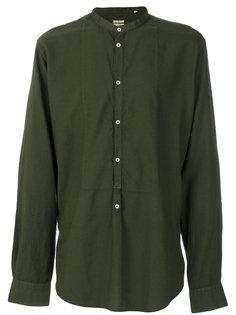 """рубашка с воротником """"мандарин"""" Massimo Alba"""