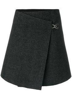 классическая юбка с запахом Maison Margiela