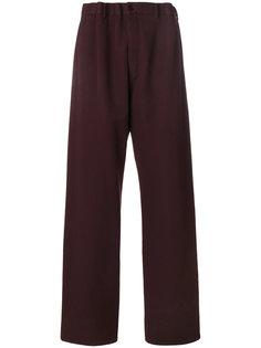 эластичные брюки-чинос  Balenciaga