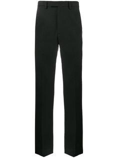 классические плиссированные брюки Raf Simons
