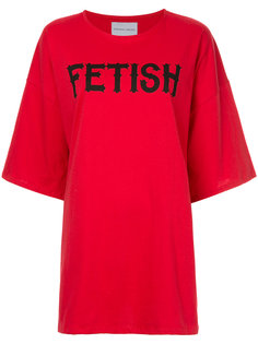 футболка Carbon Fetish  Strateas Carlucci
