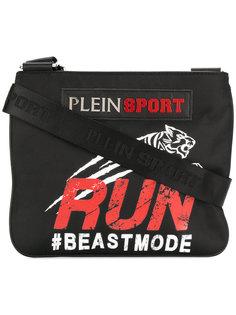 сумка на плечо с графическим принтом Plein Sport