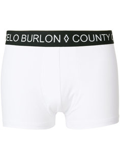боксеры с логотипом Marcelo Burlon County Of Milan