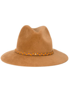 шляпа-федора Lexa с помпоном Yosuzi