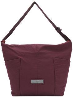 спортивная сумка-хобо на плечо Adidas By Stella Mccartney