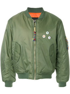 куртка-бомбер  burguer  Lc23