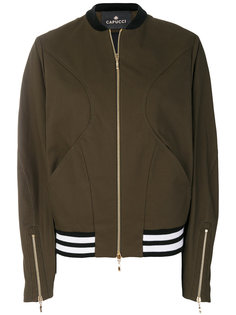 классическая куртка-бомбер  Capucci