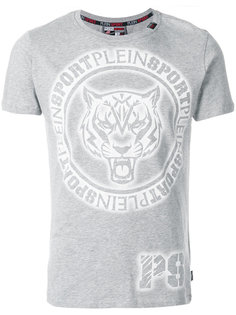 футболка с логотипом Plein Sport