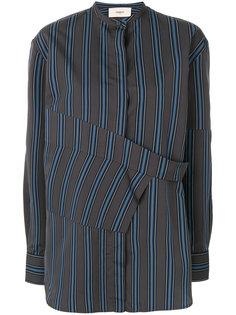 рубашка с запахом и длинными рукавами Ports 1961