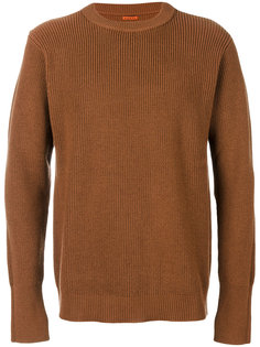 классический трикотажный свитер Barena