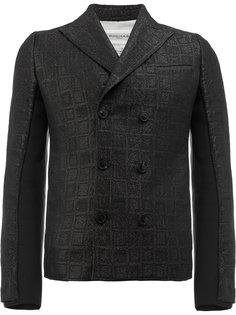 двубортный пиджак Rochas