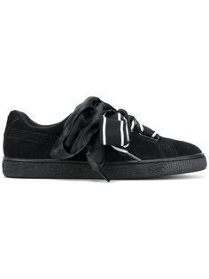 кроссовки с лентами Puma