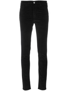 бархатные брюки Bridge Mih Jeans