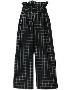 широкие брюки с поясом Tilly Rejina Pyo