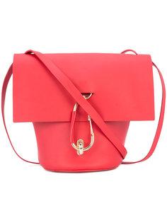 сумка-мешок с откидным верхом Zac Zac Posen