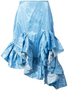 юбка с пышными воланами Marquesalmeida