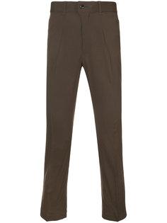 строгие брюки Julien David