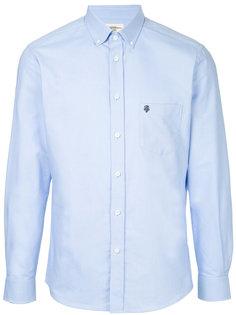 классическая рубашка Kent & Curwen