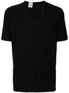 футболка с вырезом-ковш N. Hoolywood