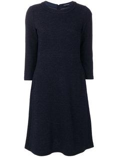 расклешенное платье слим  Luisa Cerano