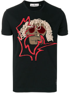 декорированная футболка Vivienne Westwood
