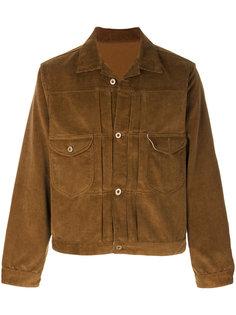 вельветовая куртка Fortela