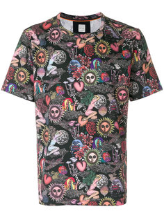 футболка с принтом Paul Smith