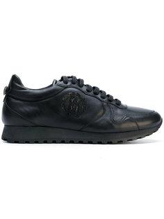 кроссовки со шнуровкой Roberto Cavalli