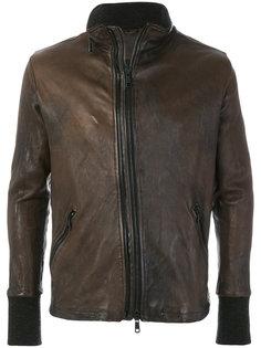 куртка кроя слим Giorgio Brato