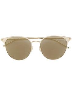 круглые солнцезащитные очки Saint Laurent Eyewear