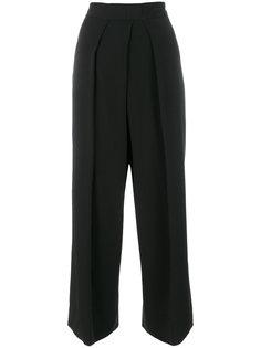широкие укороченные брюки  Isabel Benenato