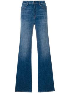 расклешенные джинсы Striker J Brand