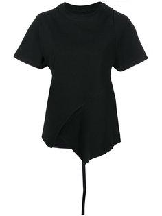 асимметричная футболка  Proenza Schouler