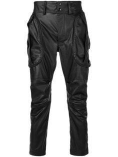 брюки из искусственной кожи Faith Connexion