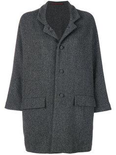 пальто свободного кроя Daniela Gregis