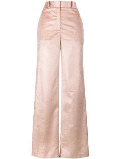 широкие вельветовые брюки Adam Lippes