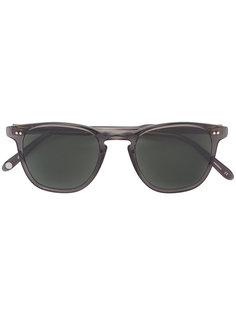 серые солнцезащитные очки Brooks 47 Garrett Leight