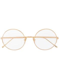 очки в круглой оправе Valentine Sunday Somewhere