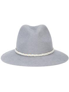 шляпа-федора Ania с помпоном Yosuzi