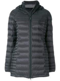 дутое пальто на молнии  Canada Goose