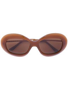 солнцезащитные очки Runway из ацетата Marni Eyewear