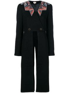 пальто Parchment Temperley London